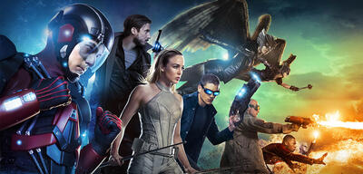 Krawall à la DC & The CW: Legends of Tomorrow