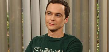 Bild zu:  Jim Parsons als Sheldon Cooper
