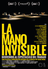 The Invisible Hand - Poster