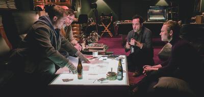Vier gegen die Bank, mit Til Schweiger, Michael Herbig, Jan Josef Liefers & Matthias Schweighöfer