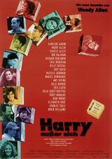 Harry außer sich - Poster