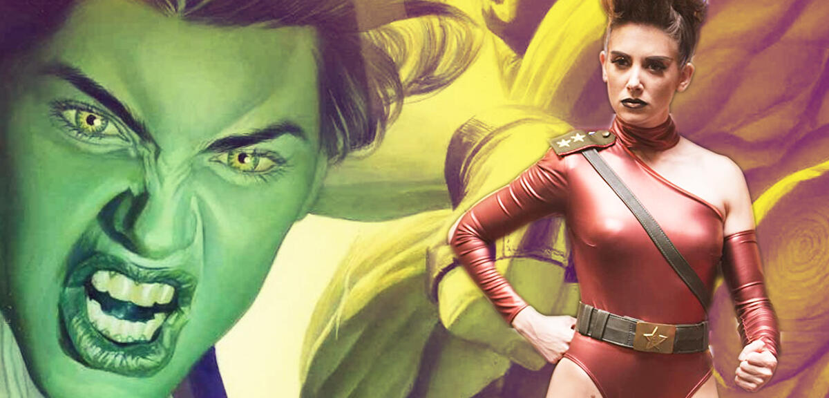 She-Hulk bei Disney+: Wer wird die Cousine des grünen Hulk?