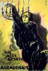 Das alte Gesetz - Poster