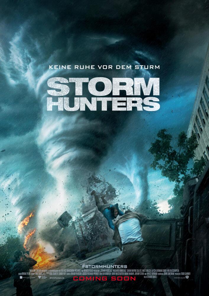 Storm Hunters Stream