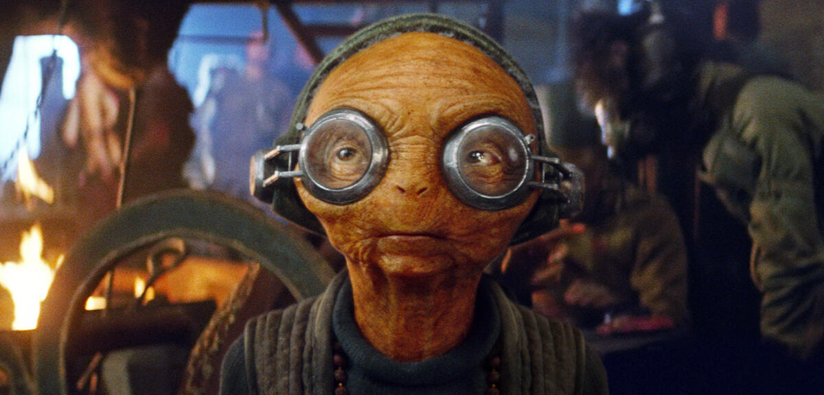 Star Wars 8 Regisseur