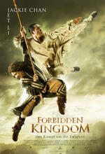 Forbidden Kingdom Poster