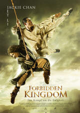 Forbidden Kingdom - Poster