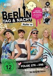 Berlin - Tag und Nacht Staffel 15 - Poster