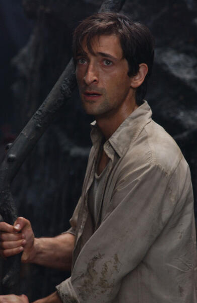 King Kong mit Adrien Brody