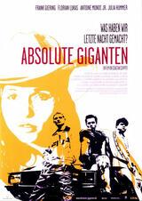 Absolute Giganten - Poster