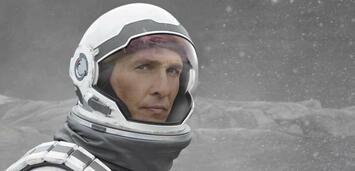 Bild zu:  Matthew McConaughey in Interstellar