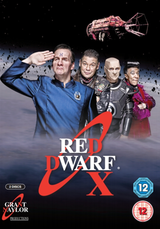 Red Dwarf - Poster
