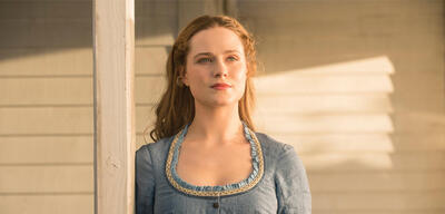 Westworld mit Evan Rachel Wood