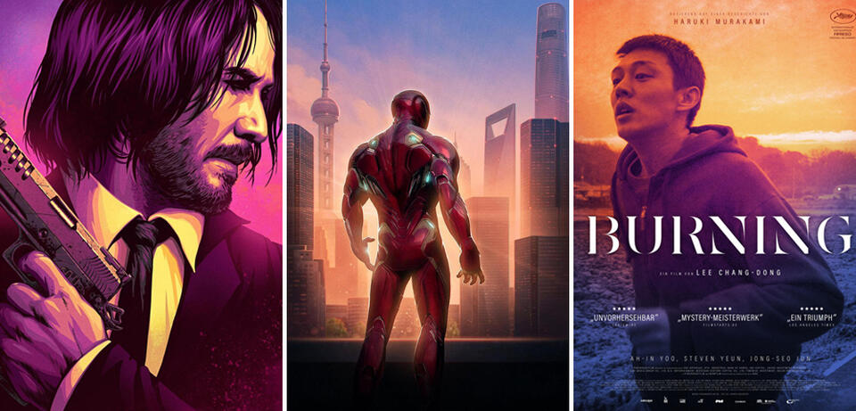 Top 10 der besten Filme 2019