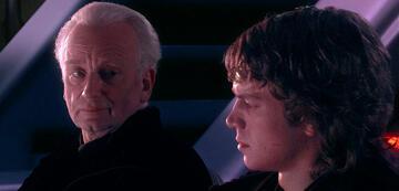 Palpatine und Anakin in Die Rache der Sith