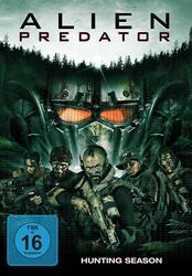 Alien Predator - Hunting Season Poster