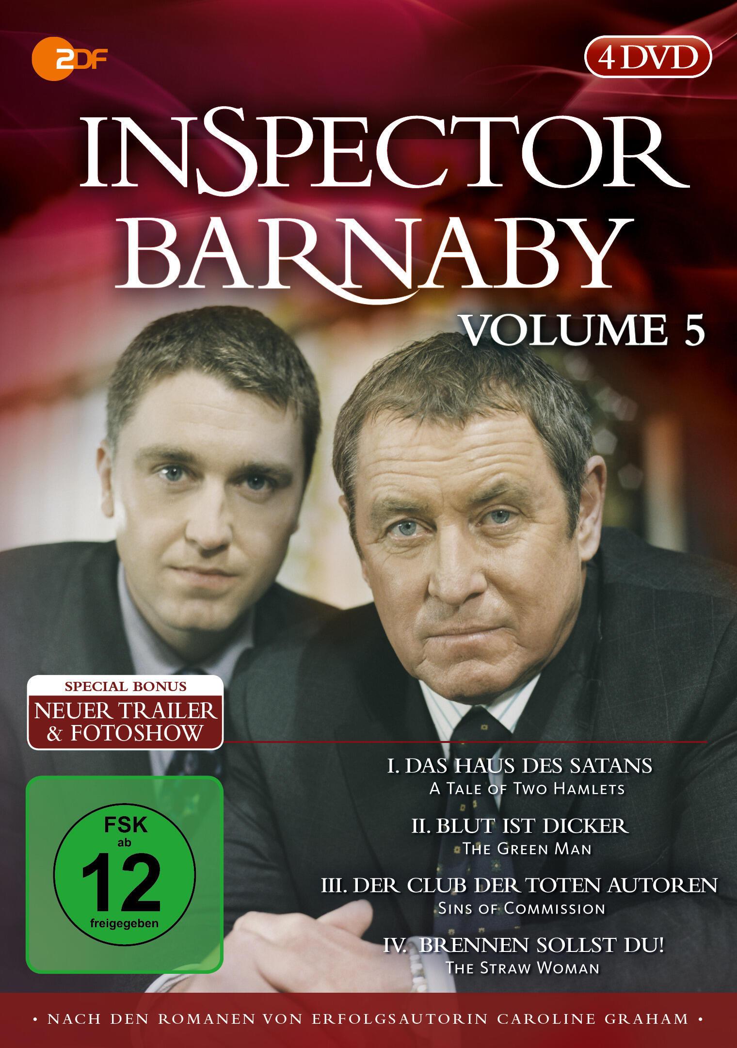 Inspector Barnaby Staffel 1