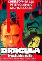 Dracula braucht frisches Blut