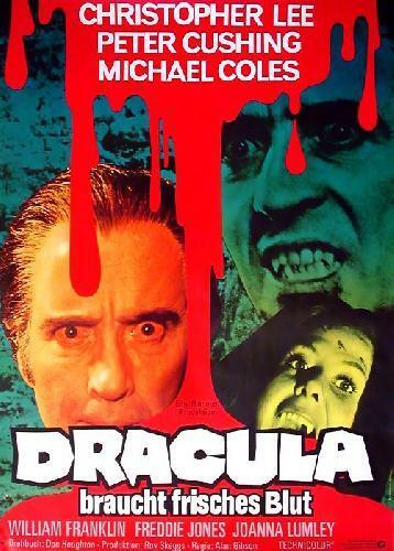 Dracula Braucht Frisches Blut Stream