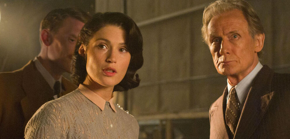 Their Finest mit Gemma Arterton und Bill Nighy