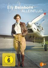 Elly Beinhorn - Alleinflug - Poster