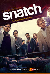 Snatch - Poster
