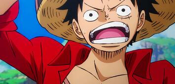 Bild zu:  Ruffy in One Piece