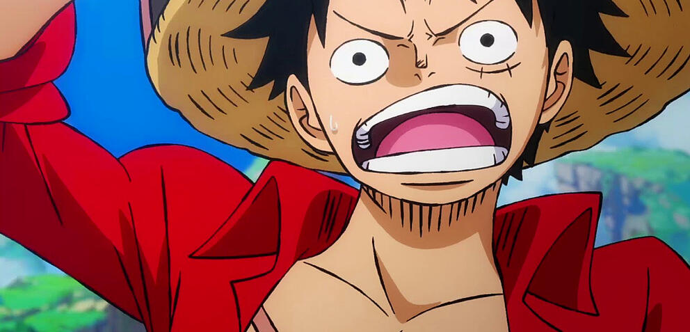 Ruffy in One Piece