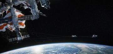 Katastrophe im Weltraum in Gravity