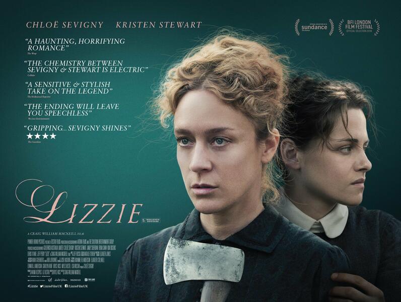 Lizzie Borden - Mord aus Verzweiflung mit Kristen Stewart und Chloë Sevigny