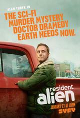 Resident Alien - Poster
