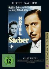 Hotel Sacher - Poster