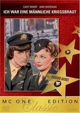 Ich war eine männliche Kriegsbraut - Poster