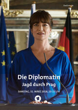 Die Diplomatin: Jagd durch Prag - Poster