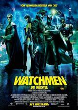 Watchmen - Die Wächter - Poster