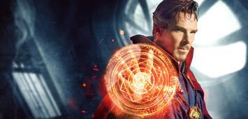Bild zu:  Benedict Cumberbatch als Doctor Strange