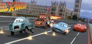 Bild zu:  Cars 2