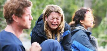 Grey's Anatomy Staffel 8: Lexies Tod beim Flugzeugabsturz traf Meredith schwer
