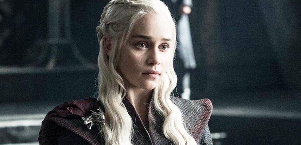 Game of Thrones mit Emilia Clarke