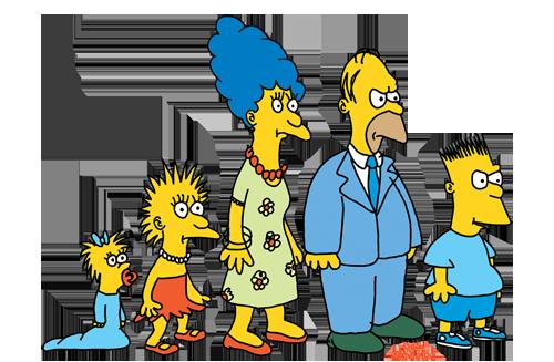 Simpsons Shorts