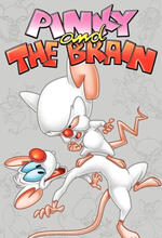 Pinky und der Brain Poster