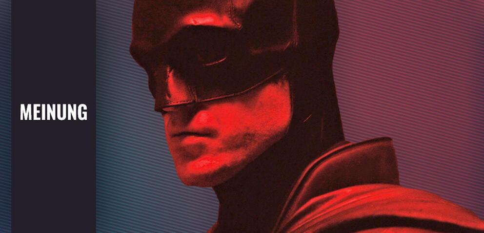 Robert Pattinson im Batman-Anzug