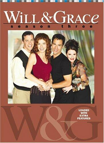 Will & Grace, Will & Grace - Staffel 3