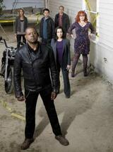 Criminal Minds: Team Red - Poster