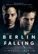 Berlin Falling - Poster