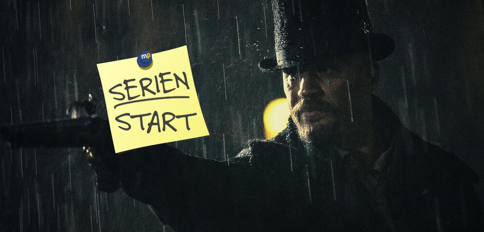 Taboo, Staffel 1: Tom Hardy
