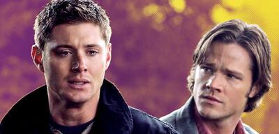 Dean und Sam in Supernatural