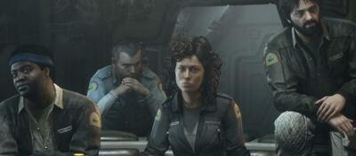 Der Original-Alien-Cast schwelgt in Erinnerungen