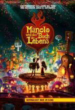 Manolo und das Buch des Lebens Poster