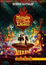 Manolo und das Buch des Lebens - Poster